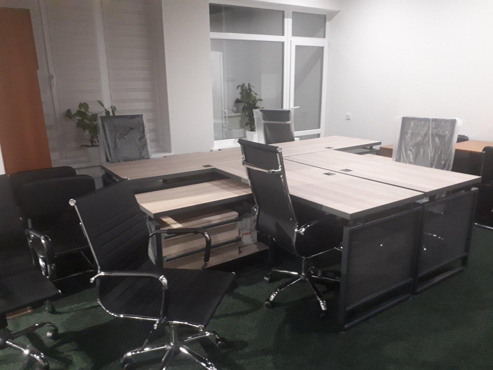 Офис LOFT Строительной организации 150 м2